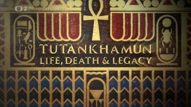 Tutanchamonův odkaz (komplet 1-3) -dokument