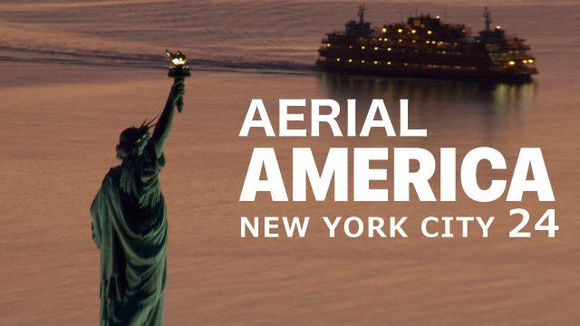 Amerika z ptačí perspektivy – New York -dokument