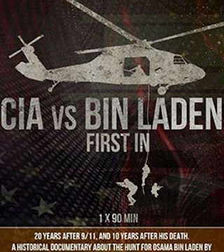 CIA vs. Usáma bin Ládin -dokument