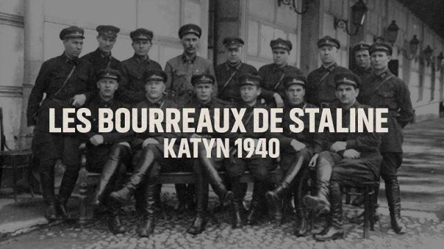Popravčí z Katyně -dokument