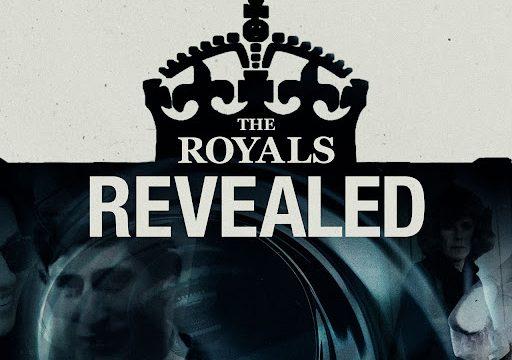 Tajemství britské královské rodiny (komplet 1-4) -dokument
